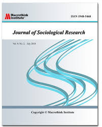 Sociological Research Journal Of Sociological Research