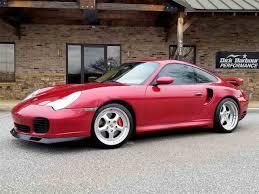 2002 Porsche 911 Turbo for Sale | ClassicCars.com | CC-1056403