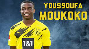 It has also been split into two stages: The Brilliance Of Youssoufa Moukoko 16 Years Old Youtube