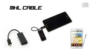 MHL micro USB to HDMI adapter <b>cable</b> phone to <b>TV</b>/подключаем ...