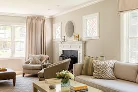 Living Room Boston Design Simple Decoration