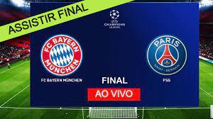PSG vs BAYERN - ASSISTIR A FINAL DA CHAMPIONS LEAGUE 2020 (GRÁTIS) - YouTube