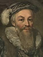 Erik Johansson (Vasa) föddes omkring år 1470 som son till Johan Kristiernsson (Vasa) och Birgitta Gustavsdotter (Sture). - 262