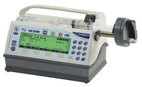 Medfusion 4000 Wireless Syringe Infusion Pump Infusion