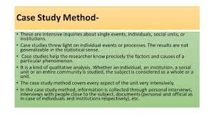 Qualitative case study sample size PowerPoint  PPT  Presentations     SlideShare