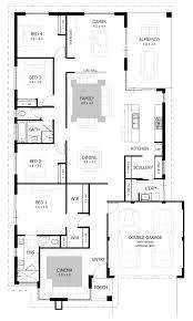 floorplan preview 4 bedroom crawford house design