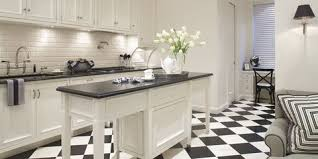 Attractive Black And White Kitchens