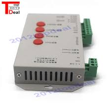 Online Shop LED <b>T1000S 128 SD Card</b> Pixels Controller,<b>DC5</b>~<b>24V</b> ...