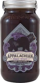 sugarland s appalachian sippin cream dark chocolate coffee cream liqueur caskers
