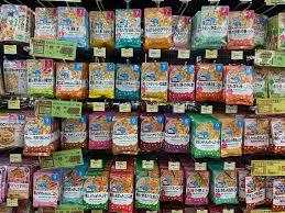 Thức ăn dặm cho bé ở Nhật được đóng gói sẵn ngon lành, dinh dưỡng