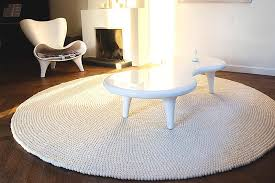 view in gallery all white felt ball rugs for the trendy modern interior