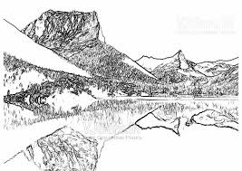 Free Printable Landscape Coloring Pages Free Online Printable