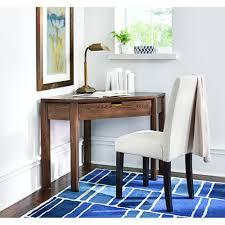 riley warm chestnut desk