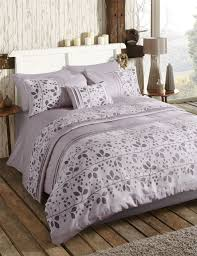 bedroom modern leaf nature themed quilt duvet cover bed sets
