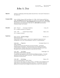 Computer Science Resume Sample Resumes Templates Ekwbfm Template Doc