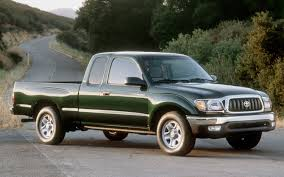 150,000 2001-2004 Toyota Tacoma Trucks Recalled for Spare Tire Issue