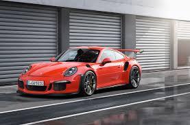 porsche new car release2016 Porsche 911 GT3 RS Release Date  Pricing