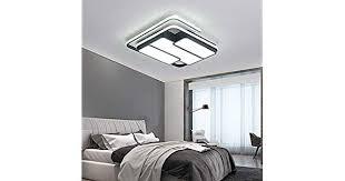 <b>Nordic LED Ceiling Light</b> Creative Square Ceiling Light Warm ...