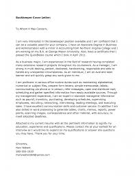 cover letter appealing assistant bookkeeper cover letter trend cover