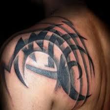 Tetování Tribal Rameno Tetování Tattoo