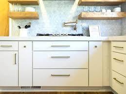 modern cabinet door style. Slab Cabinet Doors Style White After Fine Modern Open Kitchen With Door . I