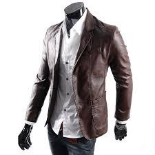 bernewa men leather coats
