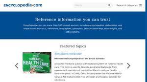Word Origins Website Encyclopedia Com Reviews 3 Reviews Of Encyclopedia Com