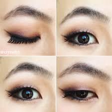 monolid eye makeup monolid makeup