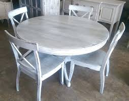white washed oak dining table and chairs houseofdesign co