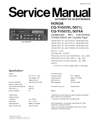 panasonic cq rd50len rd50fnv sch 2 service manual download Panasonic Car Stereo Socket Schematic at Panasonic Cq Vx100u Wiring Diagram