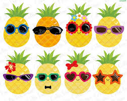 Znalezione obrazy dla zapytania ananas clipart