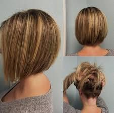 Cute Frisuren Trends Kurzhaarfrisuren Hinterkopf Bilder Von Bob