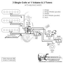wdu sss5l12 01 ken pinterest guitars, fender stratocaster 5 Way Switch Wiring Diagram Strat Ptb guitar wiring diagram with three single coils, lever switch, 1 volume, 2 tones 5-Way Guitar Switch Diagram
