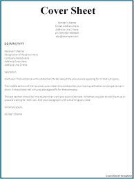 Cover Letter Fascinating Simple Cover Letter Template To