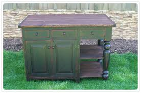 Amish Furniture Kitchen Island Old Barn Star Amish Made Kitchen Islands