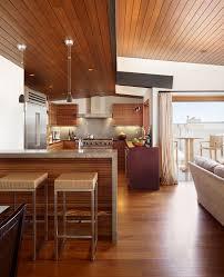 Modern Tropical Kitchen Design Tropical Kitchen Kitchen Tropical With Blue Kitchen Glass Cabinet