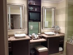 Bathroom Cabinets With Makeup Table