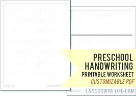 Handwriting Worksheets Maker Custom Handwriting Worksheets Handwriting Worksheets Creating