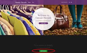 Godaddy Website Templates Cool Where To Find Website Templates For An Online Clothing Store Blog