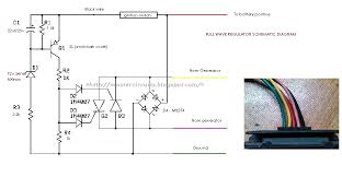 gy stator color wiring diagram wiring diagram schematics motorcycle charging for hid full wave conversion techy at day
