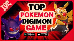 Topgame] Top game mobie Pokemon - Digimon miễn phí mới hay nhất 2018 -  Tokobaba - Hàng ngàn tin tức tổng hợp, âm nhạc, thể thao 24h