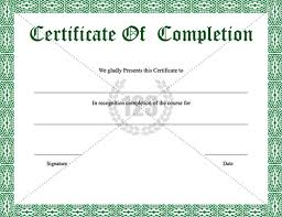 free training completion certificate templates editable training completion certificate template