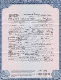 Update Long Time Waiting Michele Paradiso Death Cert