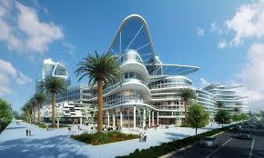Smart City Design Competition Is Bleutechs Las Vegas Smart City On The Level Archpaper Com