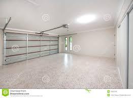garage interior. Download Modern Garage Interior Stock Photo. Image Of Inside, Concrete - 15525762 M