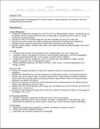 SAP MM Materials Management Sample Resume years experience Carpinteria  Rural Friedrich Sap Abap Cv www watercar