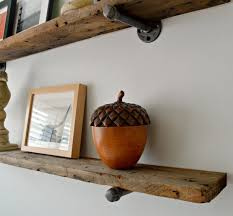 designs ideas diy rustic reclaimed wood wall shelves diy project ideas decorating room with