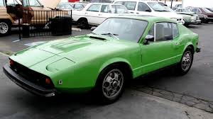 1974 Saab Sonett III Coupe Hatchback Rare Manual Ford 4cyl. Review ...