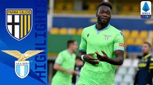 Parma 0-2 Lazio | Two second half goals see Lazio take all 3 points