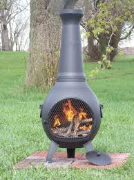 large chiminea photo 1 of 5 nice cast aluminum chiminea outdoor fireplace 1 solid cast aluminum large chiminea